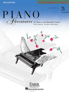Level 2A - Performance Book - 2nd Edition Piano Adventures Faber Piano Adventures Performance Book
