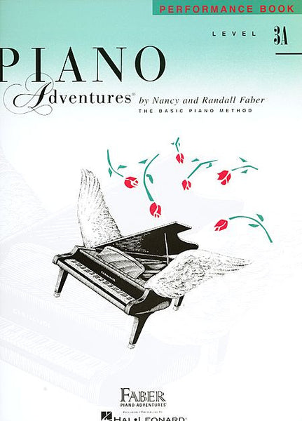 Level 3A - Performance Book Piano Adventures Faber Piano Adventures Performance Book