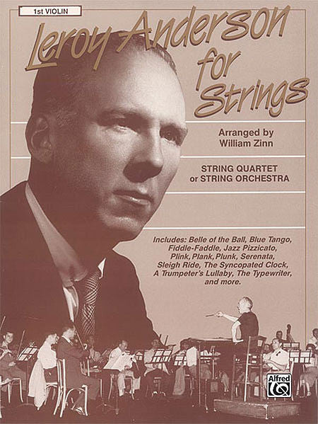 Leroy Anderson for Strings 1st Violin