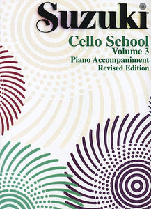Suzuki Cello School Cello Part, Volume 3 (Revised)