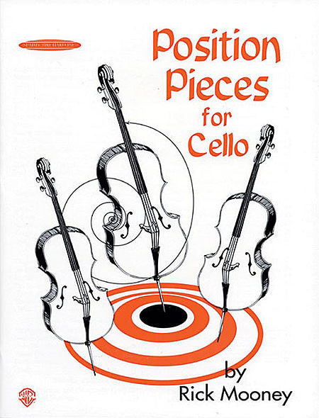 Position Pieces for Cello - Mooney
