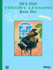 Schaum, John W. - Theory Lessons, Book 1 - Piano Method Series*