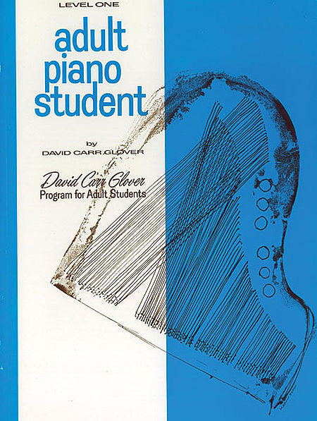 Adult Piano Student, Level 1 - Glover