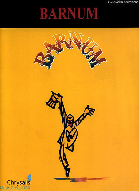 Barnum Vocal Selections Vocal Selections Piano/Vocal