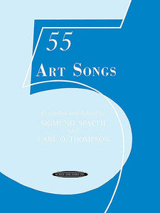 55 Art Songs