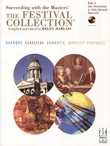 Festival Collection, Book 6, The - various Mixed - Piano Book