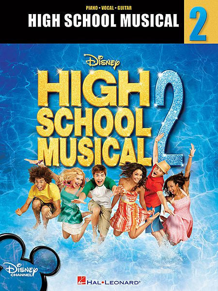 High School Musical 2 Piano/Vocal/Guitar Songbook P/V/G