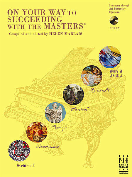 On Your Way to Succeeding with the Masters - various - Piano Book
