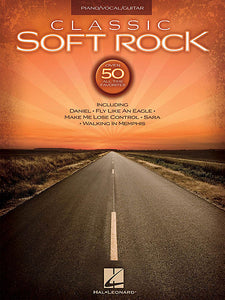 Classic Soft Rock Piano/Vocal/Guitar Songbook P/V/G