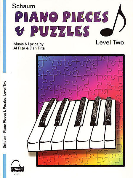 Piano Pieces & Puzzles, Level 2