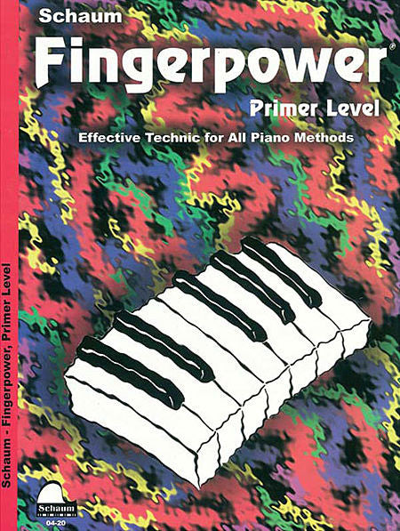 Schaum - Fingerpower Book, Primer