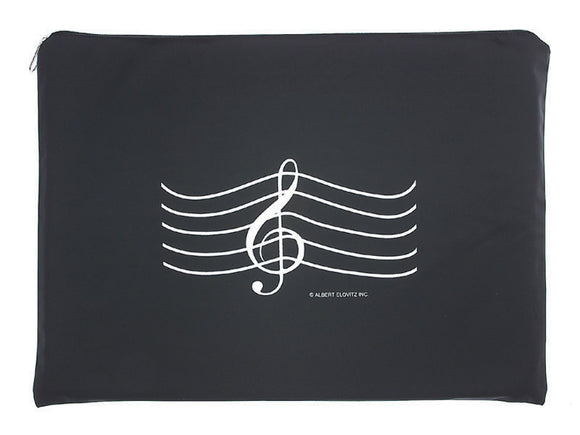 Bag - Portfolio G Clef, Black