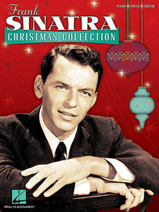 Frank Sinatra Christmas Collection Piano/Vocal/Guitar Artist Songbook P/V/G