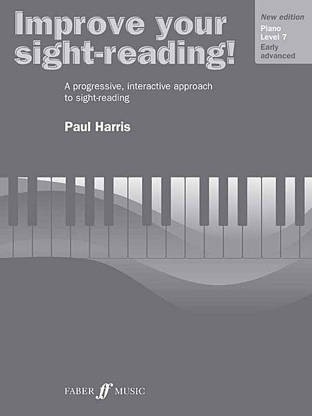 Harris, Paul - Improve Your Sight-Reading! - Level 7 - Early Advanced - Piano Method Series*