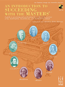 Introduction to Succeeding with the Masters, An - various - Piano Book