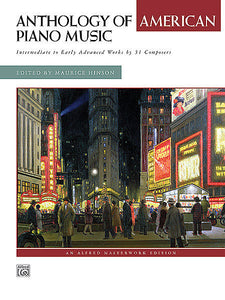 Anthology of American Piano Music (Hinson)