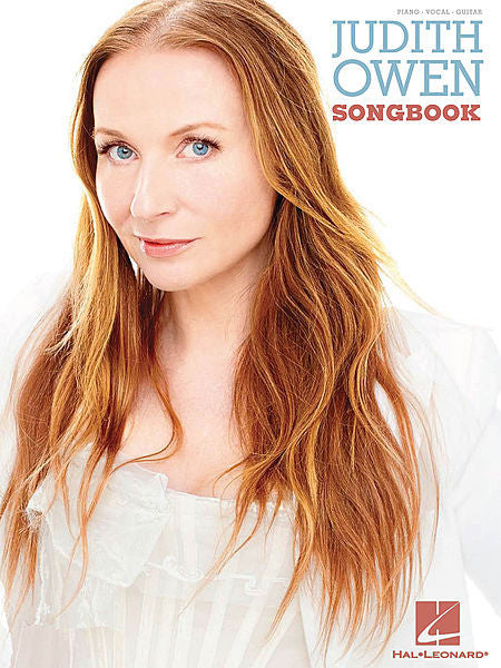 Judith Owen Songbook Piano/Vocal/Guitar Artist Songbook P/V/G