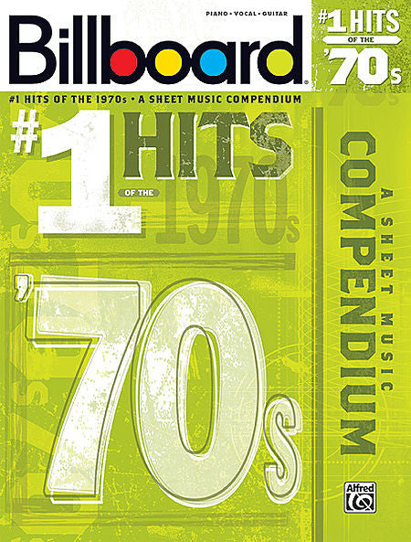 Billboard No. 1 Hits of the 1970s
