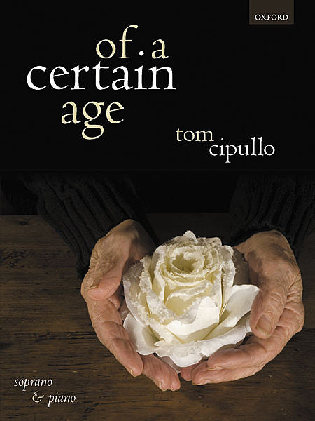 Of a Certain Age - Cipullo, Tom - Sheet Music