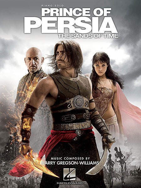 Prince of Persia The Sands of Time Music Composed by Harry Gregson-Williams Piano Solo Songbook Piano Solo