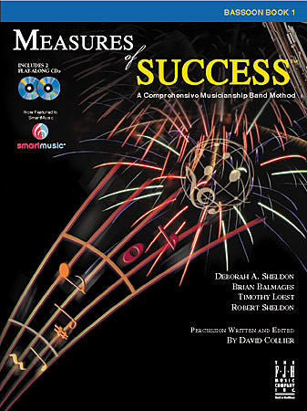 Measures of Success Bassoon Book 1