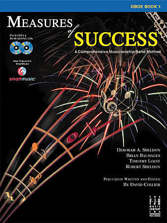 Measures of Success Oboe Book 1
