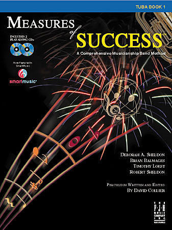Measures of Success Tuba Book 1