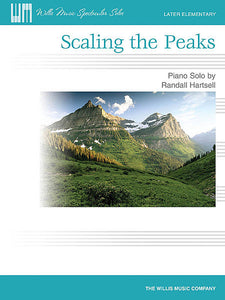 Scaling the Peaks Later Elementary Level Randall Hartsell Later Elementary Level Willis