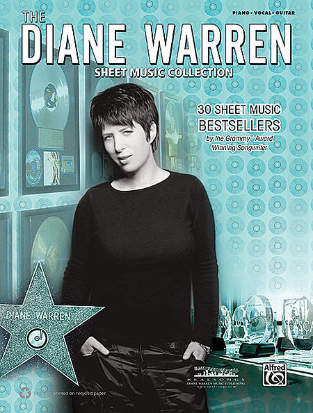The Diane Warren Sheet Music Collection
