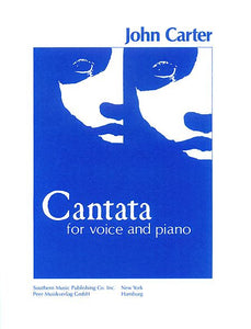 Cantata for High Voice and Piano Reduction Peermusic Classical High Voice and Piano Reduction