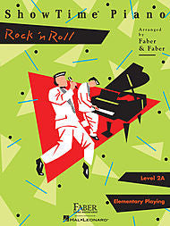 ShowTime Rock 'n Roll Level 2A Faber Piano Adventures Book
