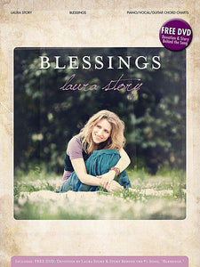 Laura Story - Blessings Songbooks and Folios Songbook
