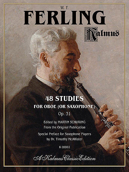 48 Studies for Oboe (or Saxophone)