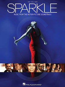 Sparkle Music from the Motion Picture Soundtrack Piano/Vocal/Guitar Songbook P/V/G