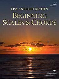 Beginning Scales & Chords, Bk 2 - Lisa Bastien