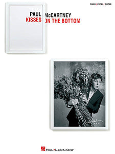 Paul McCartney - Kisses on the Bottom Piano/Vocal/Guitar Artist Songbook P/V/G