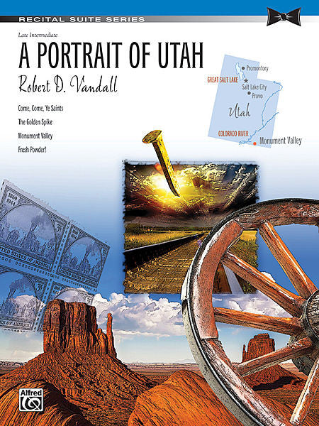 A Portrait of Utah