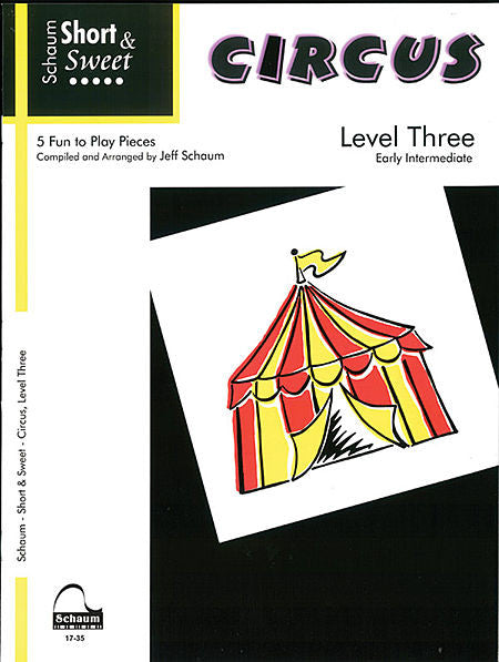 Short & Sweet Circus, Level 3