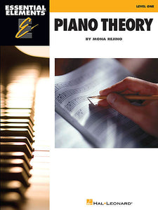 Essential Elements Piano Theory - Level 1 by Mona Rejino Educational Piano Library Level 1