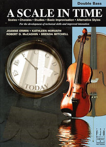 A Scale in Time, Double Bass - Various