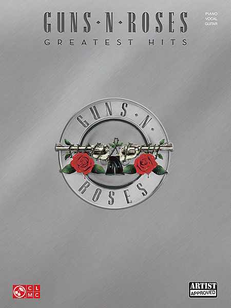 Guns N' Roses - Greatest Hits Piano/Vocal/Guitar Artist Songbook P/V/G