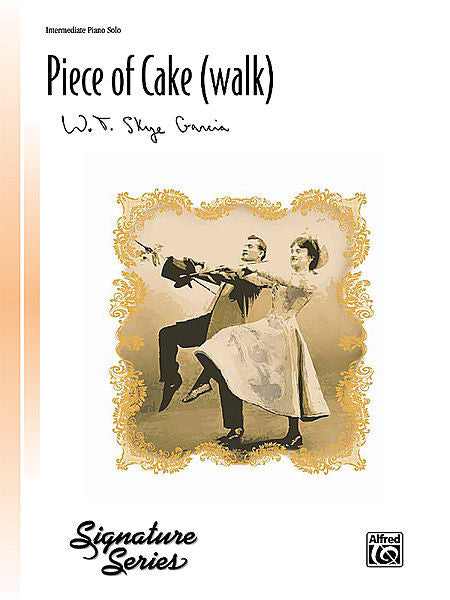 A Piece of Cake (walk) - W.T. Skye Garcia, Intermediate
