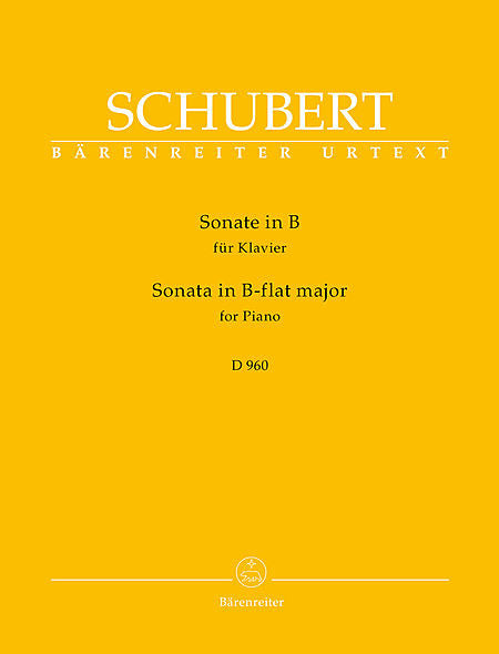 Sonate In B D960- Piano