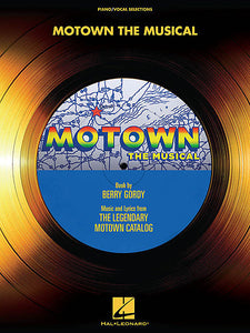 Motown The Musical, Piano/Vocal Selections
