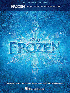 Frozen: Music from the Movie, Beginning Piano Solo
