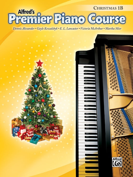 XMAS - Alfred's Premier Piano Course: Christmas Book 1B - Piano Solo Collection