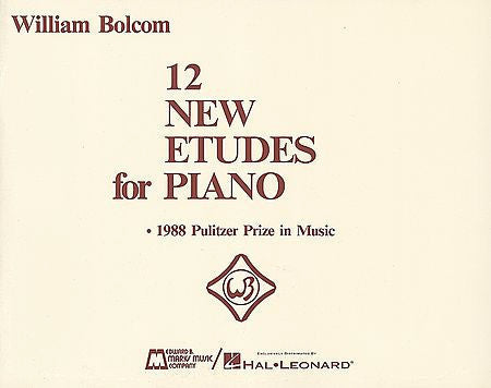 12 New Etudes for Piano Piano Solo Piano Solo Piano Solo