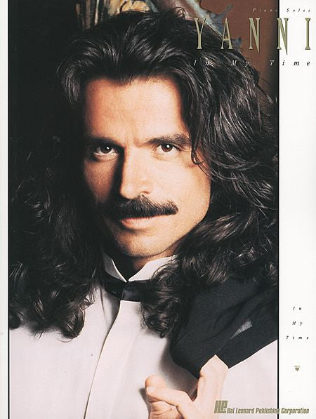 Yanni - In My Time Piano Solo Personality Piano Solo