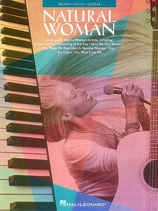 Natural Woman Piano/Vocal/Guitar Songbook P/V/G