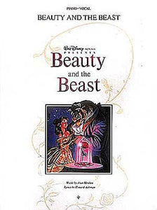 Beauty and the Beast Selections from the Movie Piano/Vocal/Guitar Songbook P/V/G